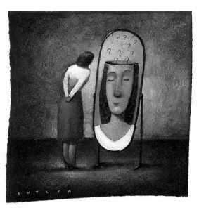 womanreflecting
